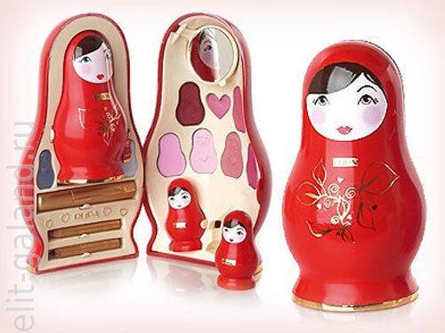 Pupa косметика подарочные наборы
