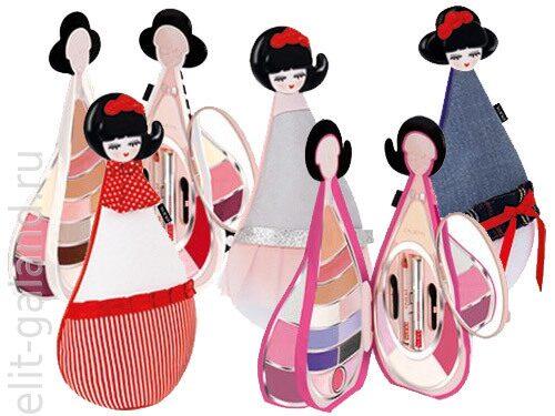 Набор декоративной косметики для девочек pupa