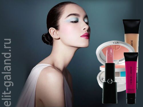 Giorgio Armani Pop Spring 2013 Collection