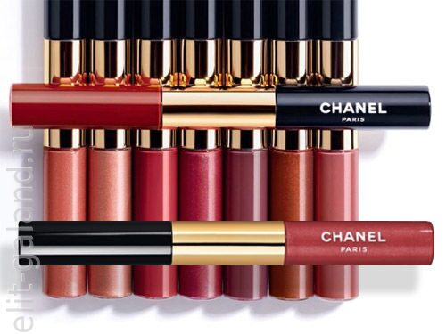 Chanel Rouge Double Intensite Fall 2013 Collection