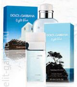 Парная парфюмерия Dolce&Gabanna Light Blue Living Stromboli