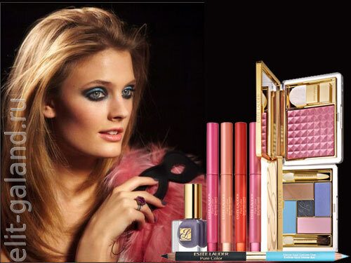 Estee Lauder Spring 2013 Makeup Collection