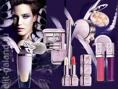 Guerlain Midnight Butterfly Collection