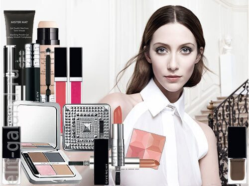 Givenchy Spring 2013 Makeup Collection