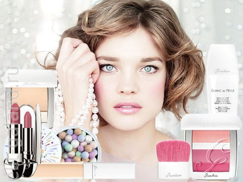 Guerlain Blanc de Perle for Fashion's Night Out 2013 Collection
