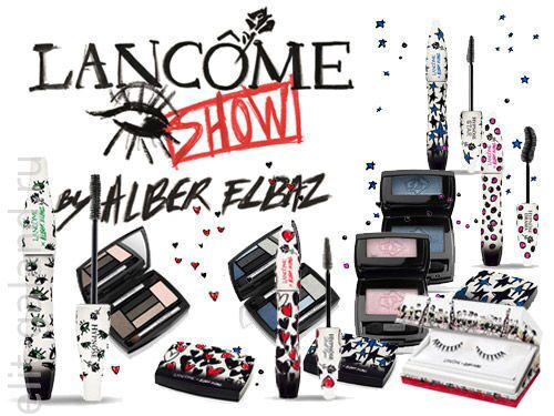 Lancome Hypnose Show by Alber Elbaz Collection