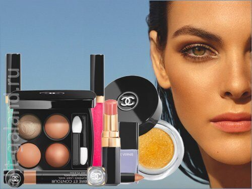 Chanel Lumiere et Contraste Makeup Summer 2019 Collection