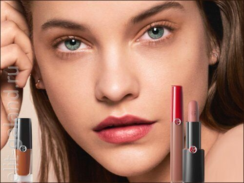 Giorgio Armani Matte Nature Fall 2019 Collection