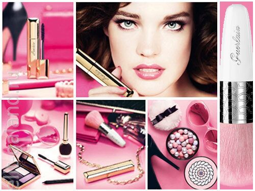 Guerlain Spring 2013 Perles du Paradis Makeup Collection