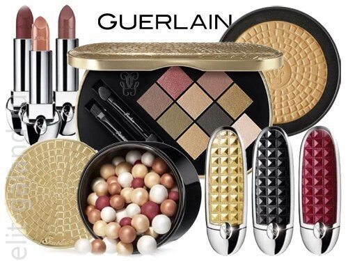 Guerlain Golden Land Christmas Holiday 2019 Collection