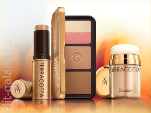 Guerlain Terracotta Summer makeup 2019 Collection
