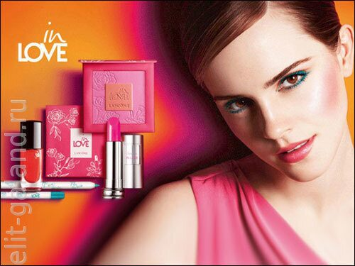 Lancome In Love Spring 2013 Makeup Collection