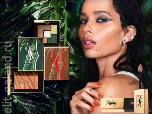 YSL Luxuriant Haven Summer Makeup 2019 Collection