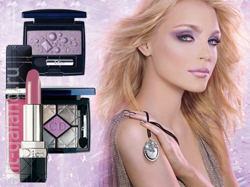 Dior Cristal Boreale Holiday 2009 Collection