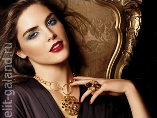 Estee Lauder Vintage Jewels Holiday 2008 Makeup