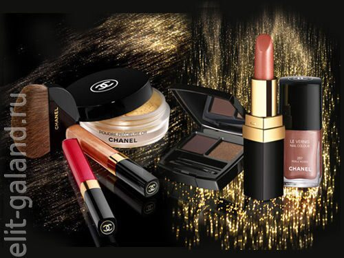 Chanel Luminous & Lovely Holiday 2008 Collection