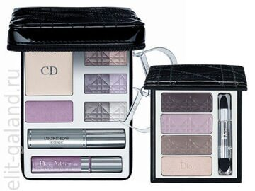 Dior Traver Palette Holiday 2009