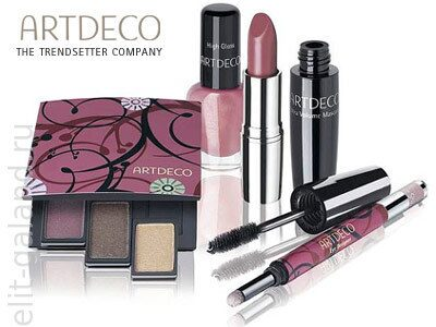 ArtDeco Trend Colors Winter 2007 Collection