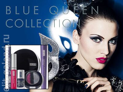 Pupa Blue Queen Collection